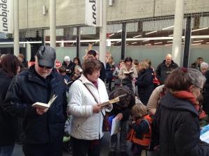 Aktionstag Bibliothek Ruopigen
