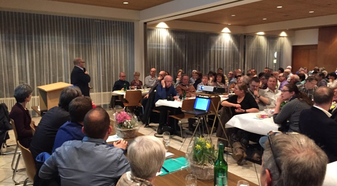 7. Mitgliederversammlung des QV Reussbühl