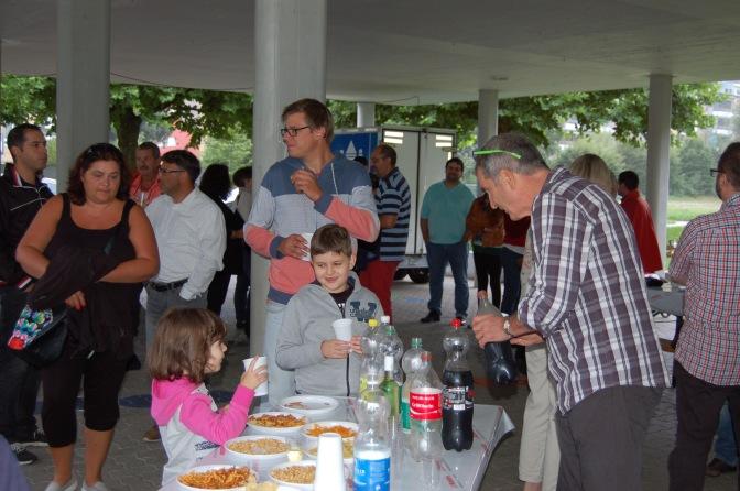 Grosses Quartierfest: Reussbühl feiert und spörtlet