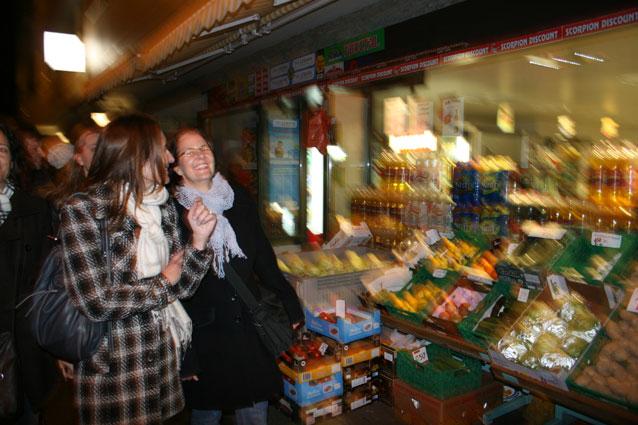 Herbstanlass: Food-Tour