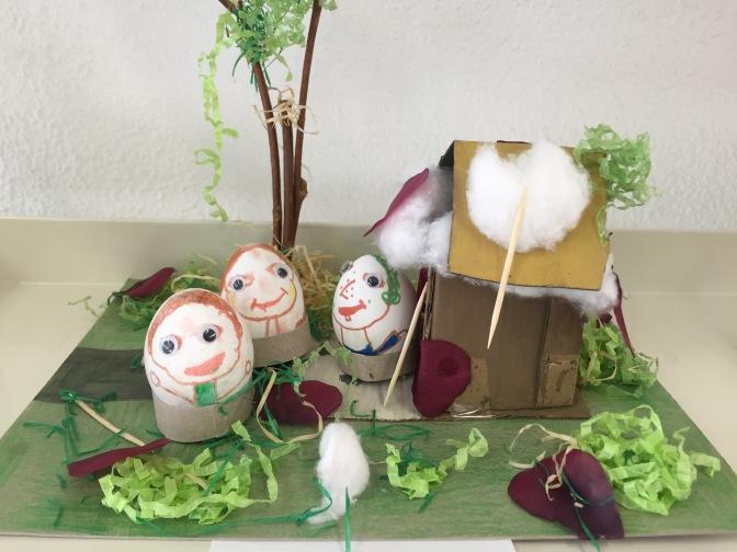 RSDSE: Reussbühl sucht (wieder) das Super-Ei
