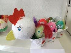 Rang 4: Eier-Familie