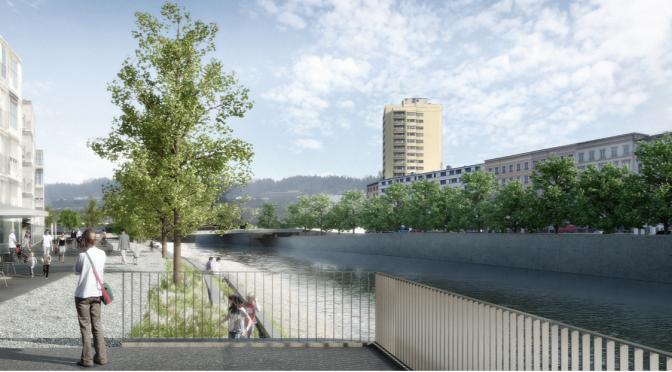 Infoveranstaltung: Das neue Stadtzentrum Luzern Nord