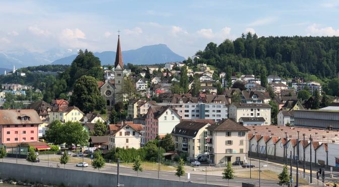 Eröffnungsfest Seetalplatz