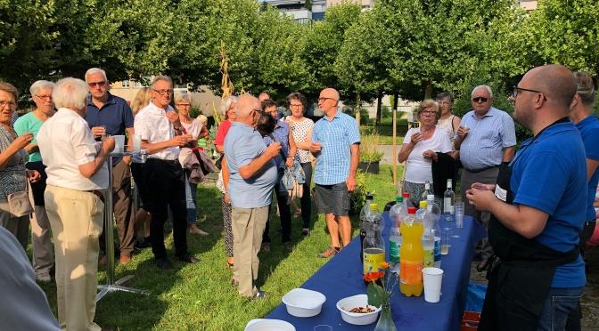 10. Quartierfest Reussbühl