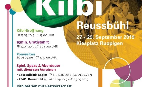 Kilbi Reussbühl 2019